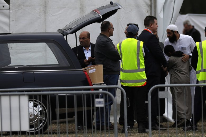 The Latest: New Zealanders To Observe Muslim Call To