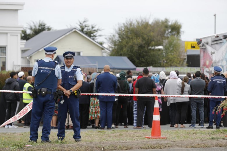Mosque Shooting Gallery: The Latest: Spy Agency Says No Threats Ahead Of Massacre