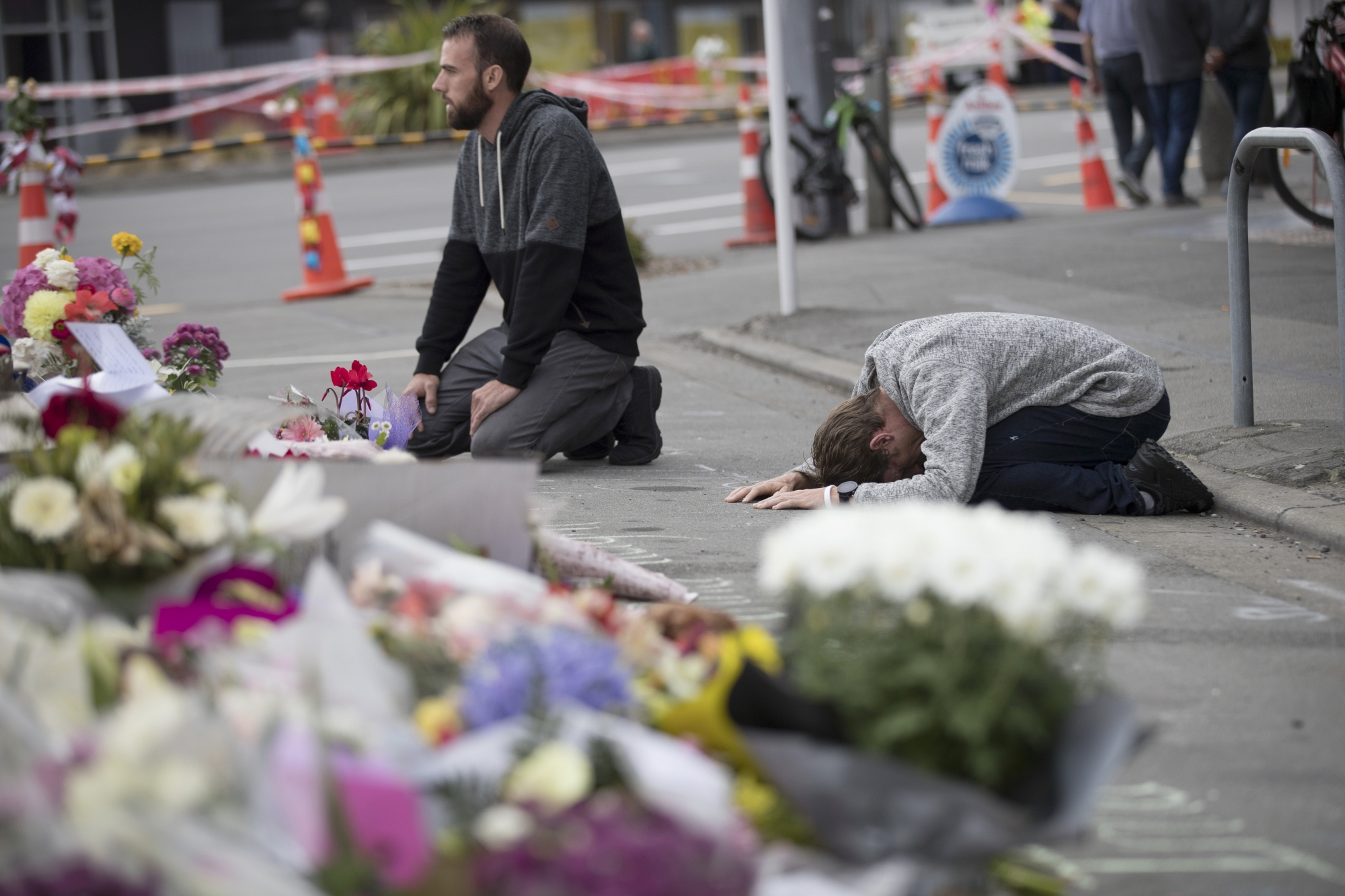 New Zealand Mosque Shooting Gallery: Father And Son Who Fled Syria Are Buried In New Zealand