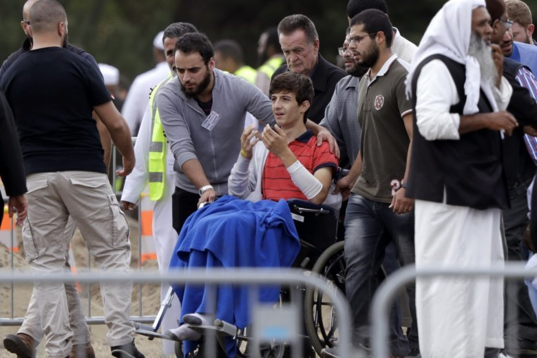New Zealand Mosque Shooting Gallery: New Zealand Police: Mosque Gunman Had Planned A 3rd Attack