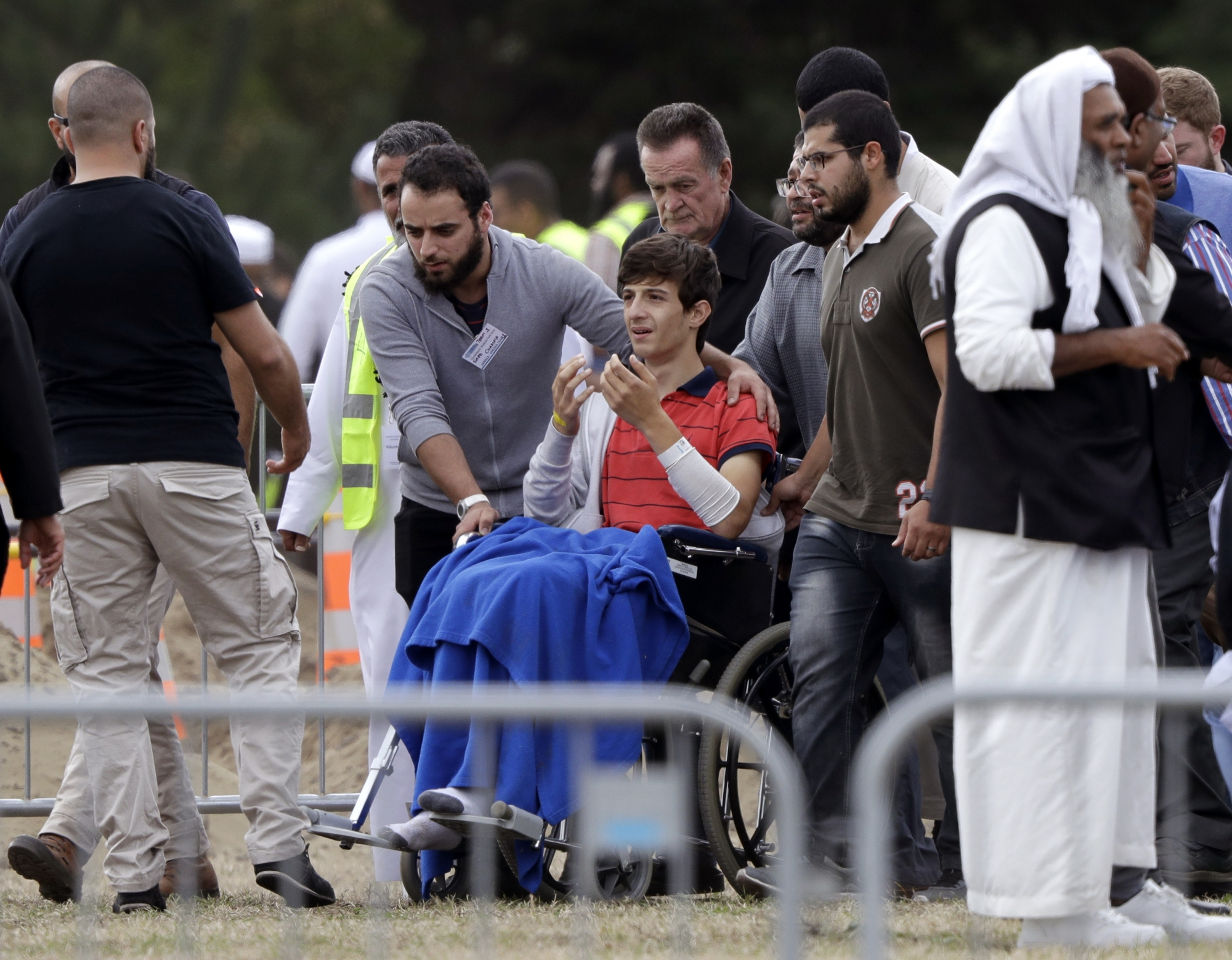 New Zealand Shooting: New Zealand Police: Mosque Gunman Had Planned A 3rd Attack
