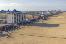 Ocean City, Maryland is seen. (Getty Images/iStockphoto)