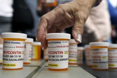 Opioids played a role in dozens of lost medical licenses in Va.