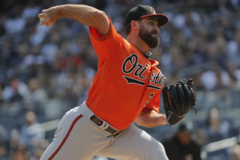Orioles RHP Karns returns to 10-day injured list