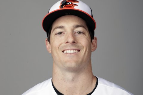 Orioles' Mike Yastrzemski trying to live up to family name