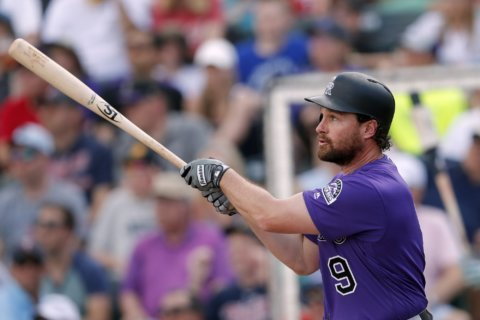 Rockies INF Murphy reinstated from 10-day injured list
