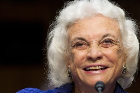 Sandra Day O'Connor reflects on life before, during and after the Supreme Court