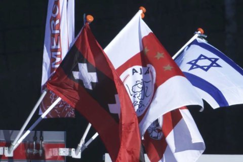 'Jews to the gas': The anti-Semitism shaming Dutch soccer