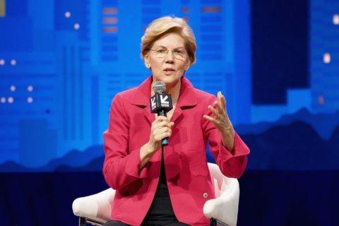Facebook restores Elizabeth Warren's ads calling for breaking up Big Tech