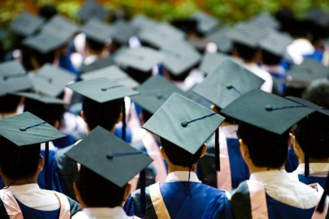 91% of Fairfax County high school students graduated on time in 2019