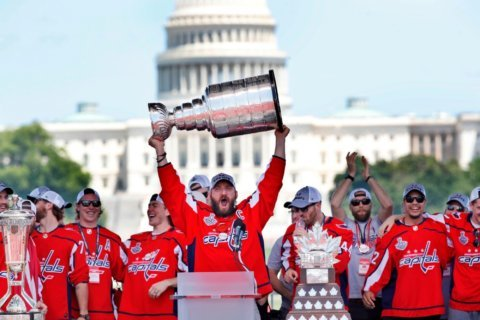 2018 Capitals, 10 others enter DC Sports Hall of Fame