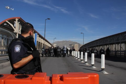 Border Patrol facilities on southern border are nearly 3,000 people over capacity