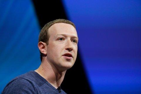 Facebook's Mark Zuckerberg calls for more regulation of the internet