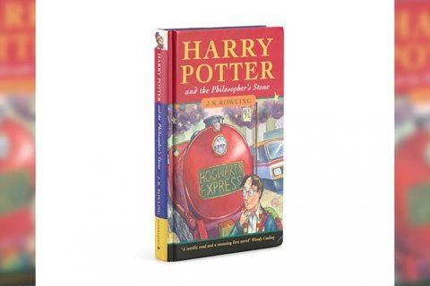 'Accio payday!' A rare Harry Potter book just sold for almost $100,000