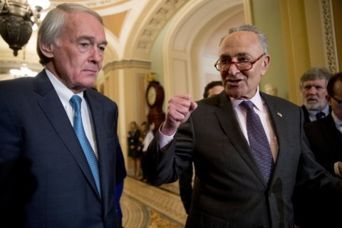 Senate shuns Green New Deal amid claims of bad faith