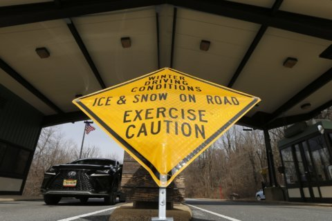 Crews finally dig out Skyline Drive after storms, shutdown