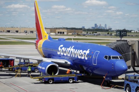 Southwest doesn't plan to use Boeing Max jets until August