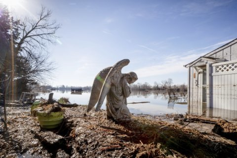 Experts warn Midwest flood risk may persist for months