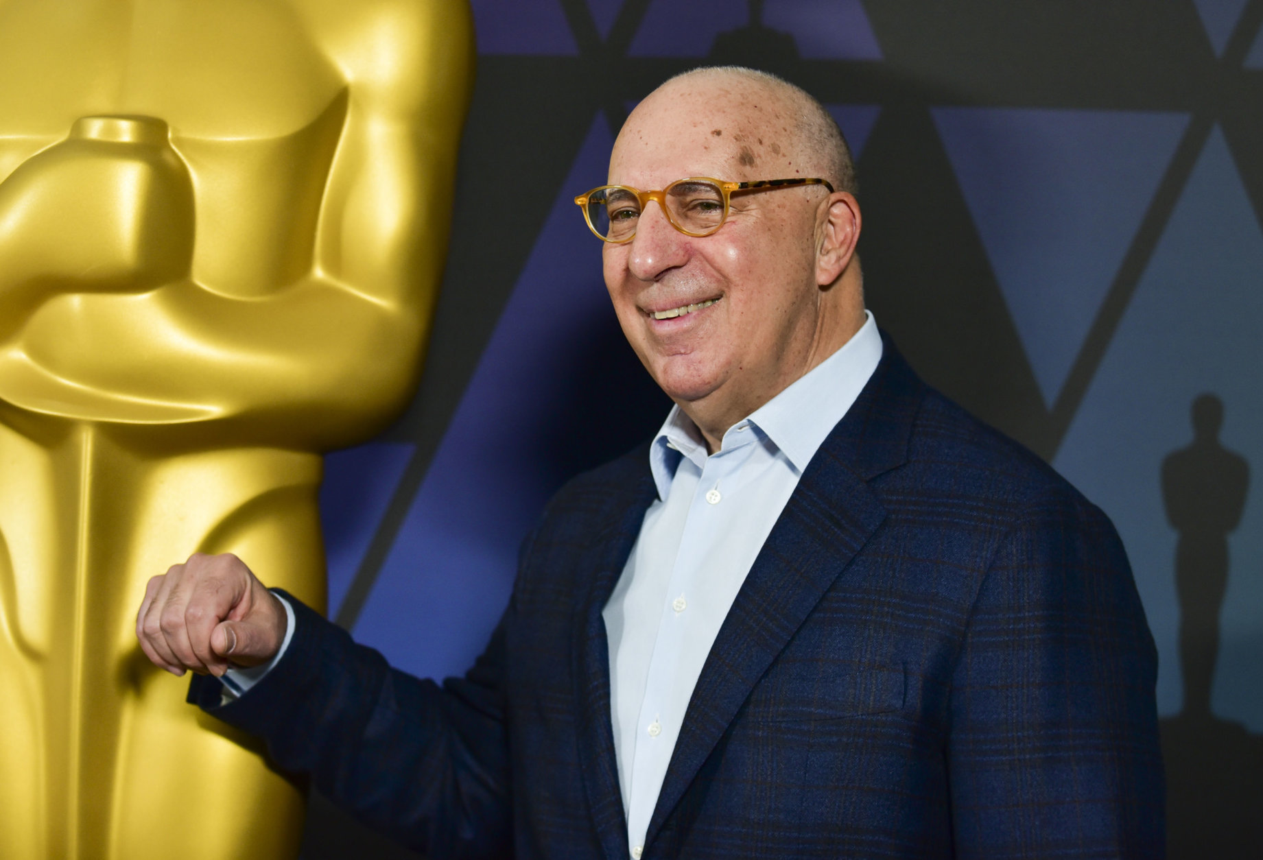 BEVERLY HILLS, CALIFORNIA - FEBRUARY 23: Animator Steven Rales attends the 91st Oscars - Oscar Week: Animated Features at the Academy of Motion Picture Arts and Sciences on February 23, 2019 in Beverly Hills, California. (Photo by Rodin Eckenroth/Getty Images)