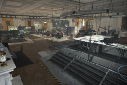 The White House Situation Room in Division 2. (Courtesy Ubisoft/Massive)