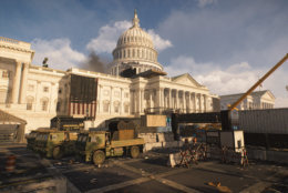 The Capitol Building is in ruins in Division 2. (Courtesy Ubisoft/Massive)