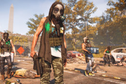 The Hyenas are one vicious faction in Division 2. (Courtesy Ubisoft/Massive)