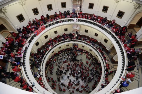 Suddenly, cost-cutting states turn friendly to teachers