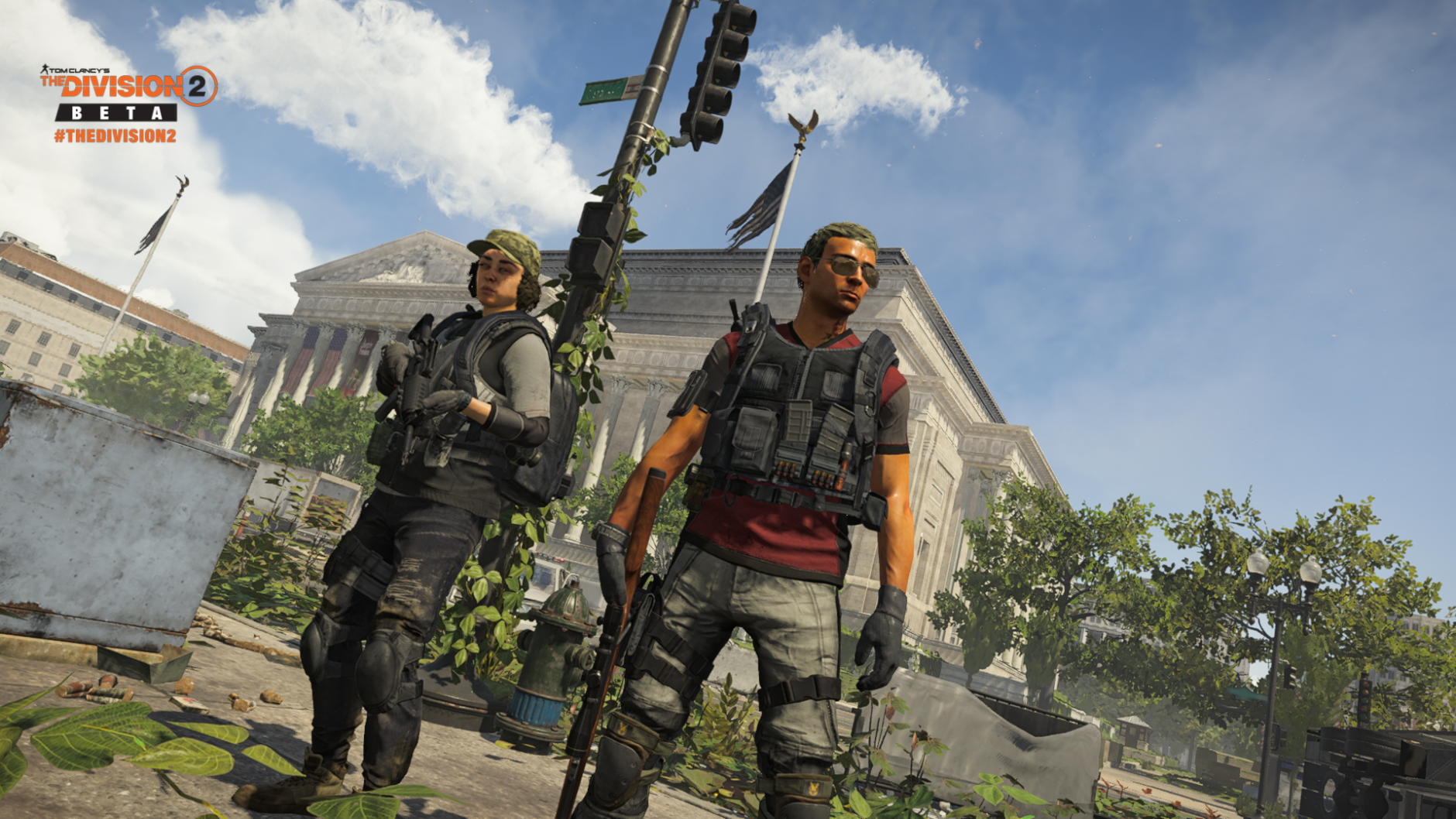 How The Division 2 video game recreated and destroyed DC | WTOP