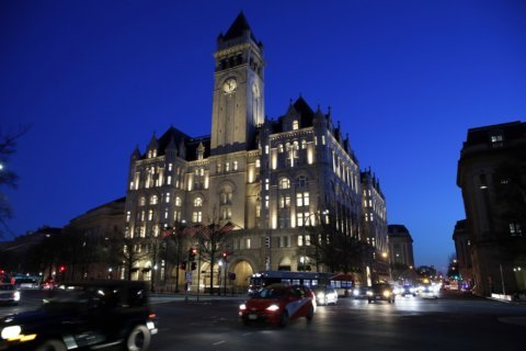 Court asked to reconsider ruling tossing Trump hotel lawsuit