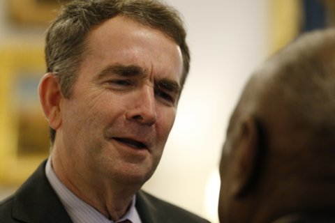 Northam nixes online sales tax set-aside for Amazon