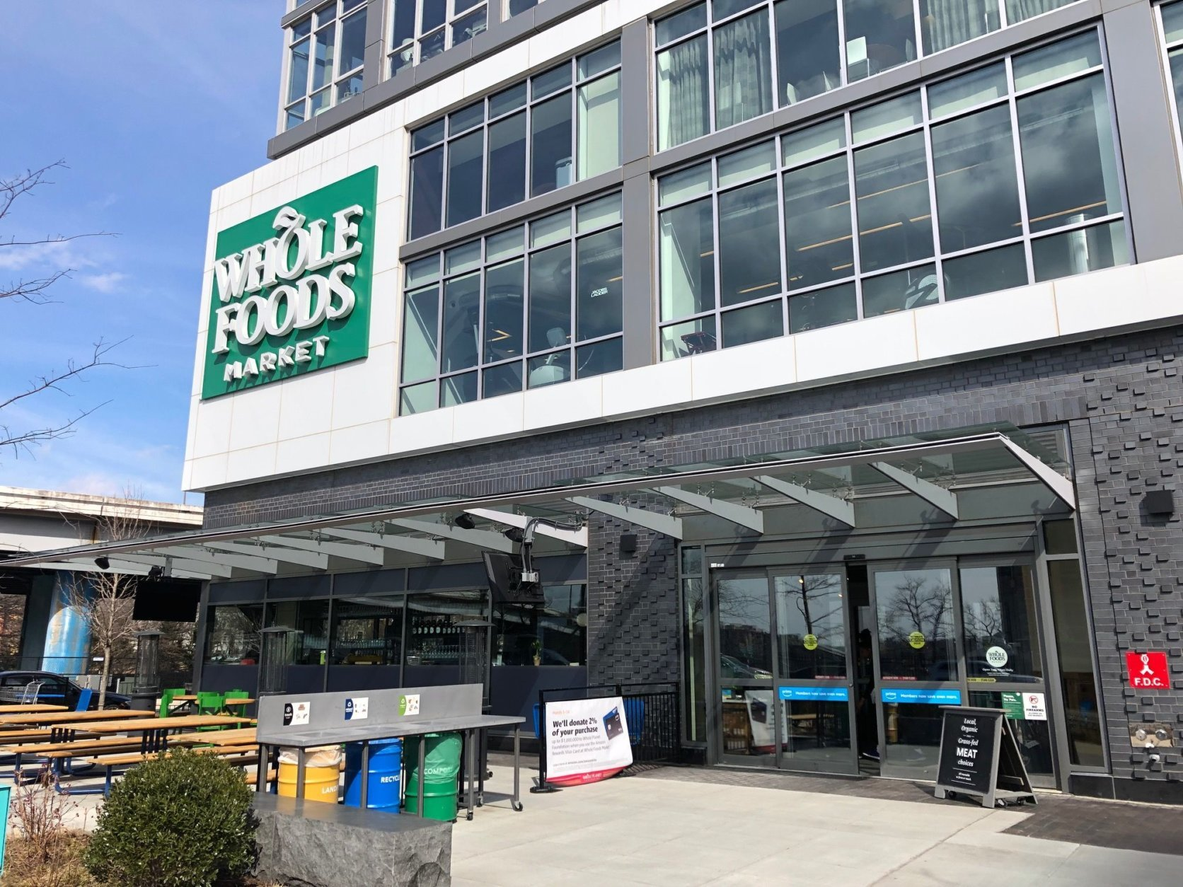 Capitol Riverfront residents will also have a new Whole Foods Market for their grocery needs. (Courtesy Capitol Riverfront BID)