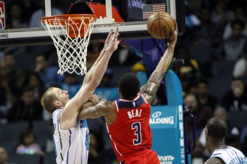 Wizards fall to Hornets in heartbreaking fashion, 112-111