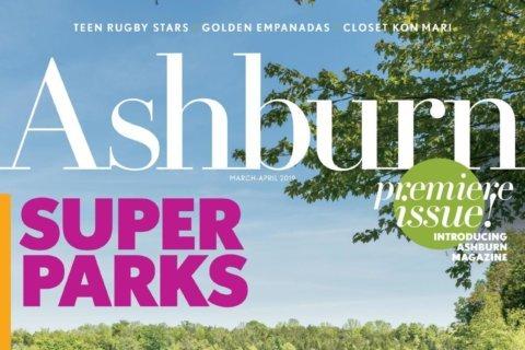 Ashburn just got a glossy magazine