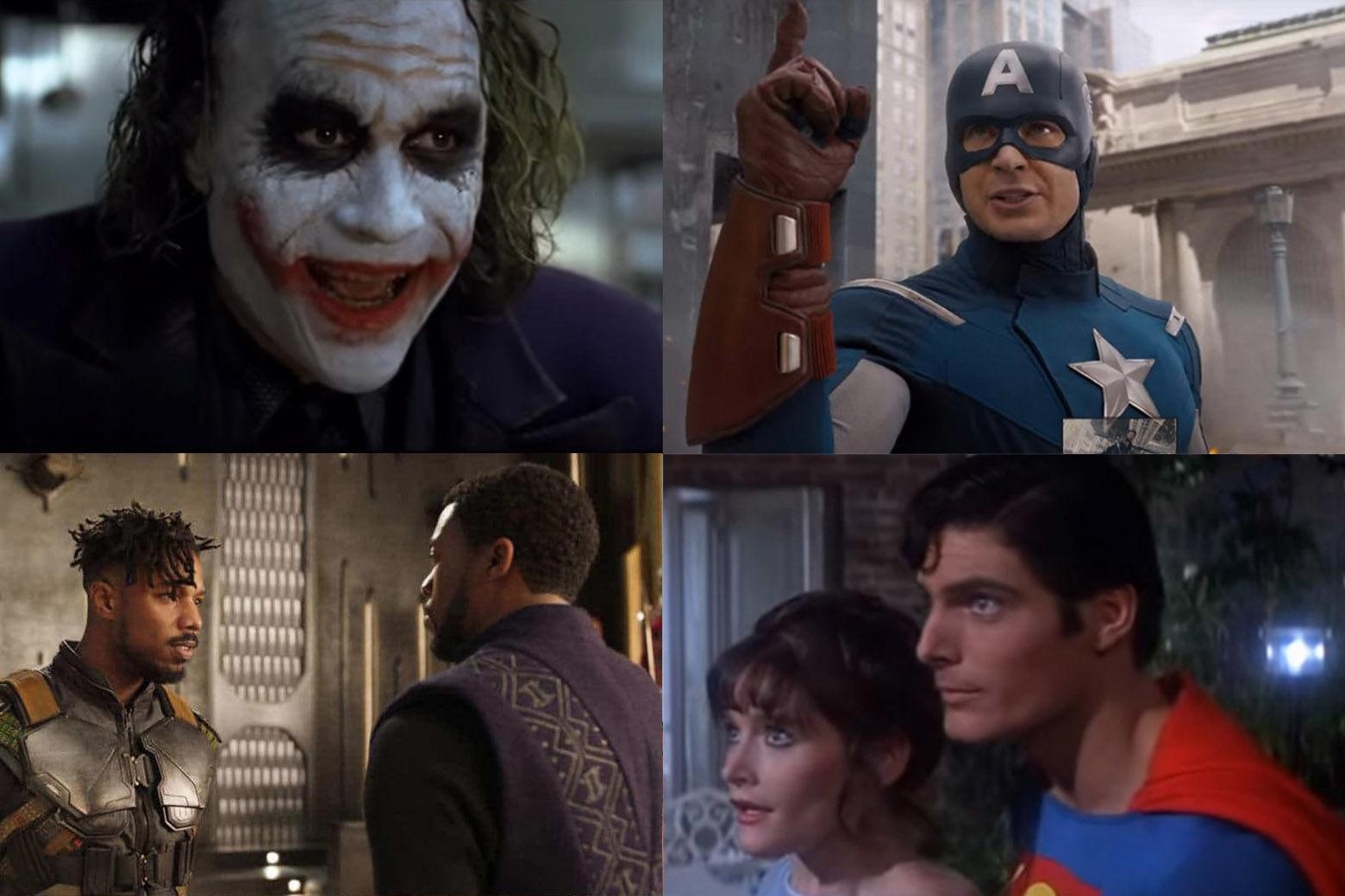 Best superhero movies | WTOP