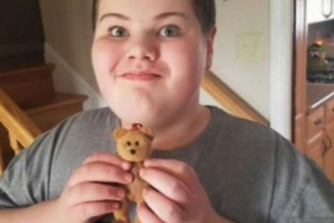 New Jersey police officer rescues teddy bear after 12-year-old with autism calls 911