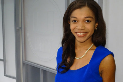 Md. college student wins nonprofit's Global Citizen Award