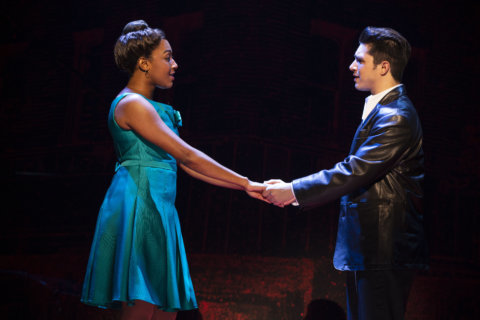Q&A: 'A Bronx Tale' musical marries 'Jersey Boys' and 'West Side Story'