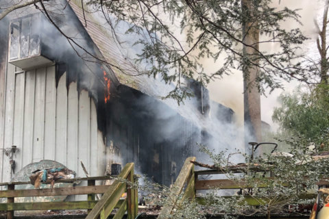 Fairfax Co. fire victim identified as house's 73-year-old resident