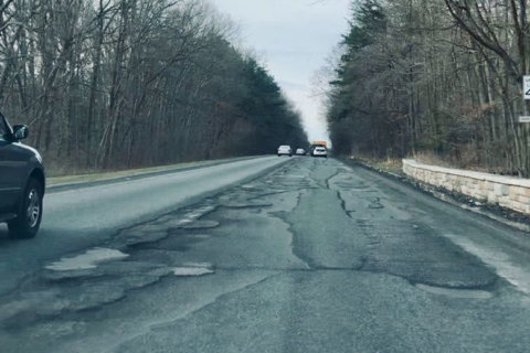Smooth driving ahead: Repaving done on major routes, National Park Service says