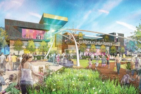 Plans for Northern Virginia children's science center take leap forward