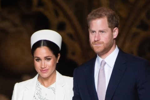 Diana, Victoria and Albert top name guessing game for Prince Harry and Meghan's baby