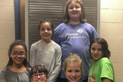 Girl Scouts fight to install menstrual hygiene locker in their school bathrooms