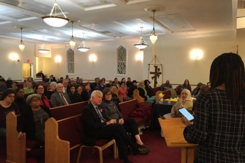 Interfaith work session plots the path toward racial reconciliation in Virginia