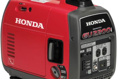 Honda recalls portable generators due to fire hazards
