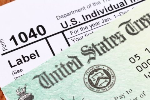 Last of special tax refund checks for many Virginians mailed