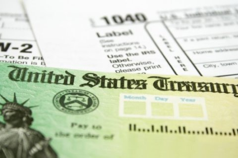After a slow start and surprised taxpayers, refunds are up