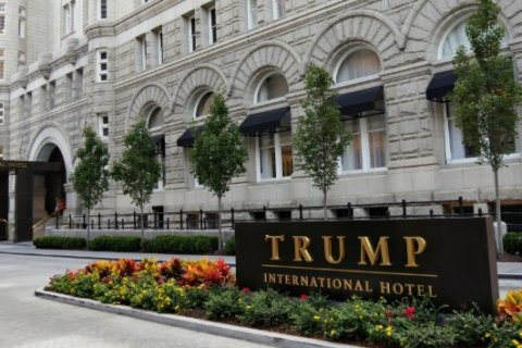 T-Mobile spent $195,000 at Trump's DC Hotel since announcing Sprint merger