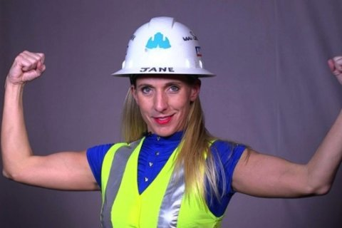How one woman is changing the face of the industrial workforce for women