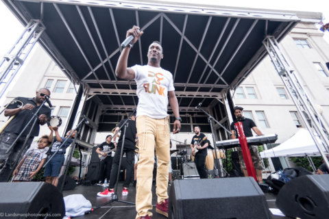 Move over Grammys: Wammies honor DC music in push to 'Listen Local First'