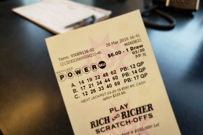 625m Powerball Drawing Would Be Us 7th Largest Jackpot Wtop
